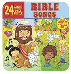24 Bible Songs (Cd And Puzzle Set) CD
