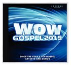 Wow Gospel 2015 Double CD CD