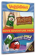 Veggie Tales: Boys Adventure Pack DVD