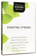 Growing a Strong Marriage: Starting Strong (Dvd Vol 1) Dvd-rom
