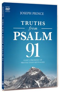 Truths From Psalm 91 (3 Dvds)