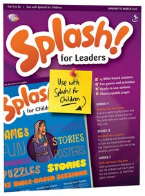 Light: Splash 2016 #01: Jan-Mar Teachers Guide (5-8 Yrs)