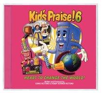 The Kids Praise Album! (Vol 6)