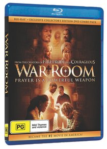 War Room Movie (Blu-ray)