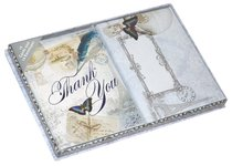 Thank You Cards (Vintage Travel Gift Collection Series)