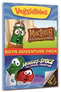 Veggie Tales: Boys Adventure Pack