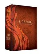 MEV Fire Bible (Red Letter Edition) Hardback