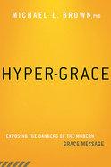 Hyper-Grace Paperback