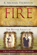 Fire in the Carolinas Paperback