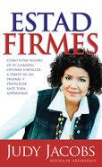 Pocket Book: Estad Firmes (Stand Strong) Paperback