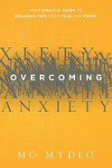 Overcoming Anxiety Paperback