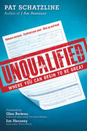 Unqualified Paperback