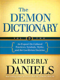The Demon Dictionary (Volume Two)