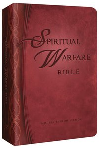 The MEV Spiritual Warfare Bible