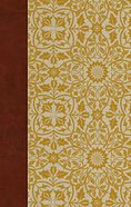 ESV Large Print Personal Size Bible Sunflower