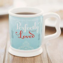 Pillar Mug: Perfectly Loved, 1 John 4:18
