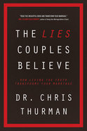 The Lies Couples Believe Paperback