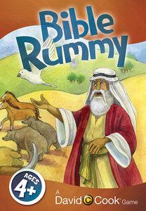 Jumbo Card Game: Bible Rummy