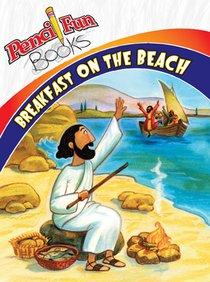 Breakfast on the Beach (Pencil Fun Books Series)