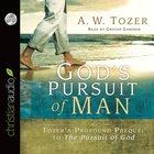God's Pursuit of Man (Unabridged) (3 Cds)