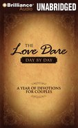 The Love Dare Day By Day eAudio