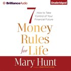 7 Money Rules For Life eAudio