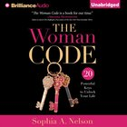 The Woman Code: 20 Powerful Keys to Unlock Your Life eAudio