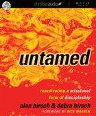 Untamed (Unabridged, 6 Cds) CD
