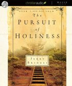Audio books audio book koorong books the pursuit of holiness unabridged 4 cds fandeluxe Images