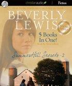 Books 6-10 (Unabridged, 10 CDS) (#02 in Summerhill Secrets Series Audiobook) CD