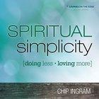 Spiritual Simplicity eAudio