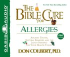 The Bible Cure For Allergies eAudio