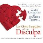 Los Cinco Lenguajes De La Disculpa eAudio