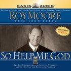 So Help Me God eAudio