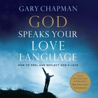 God Speaks Your Love Language eAudio