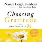 Choosing Gratitude eAudio