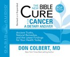 The New Bible Cure For Cancer eAudio