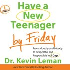 Have a New Teenager By Friday eAudio