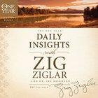 The One Year Daily Insights With Zig Ziglar eAudio