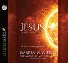 Jesus in the Present Tense (Unabridged, 6 Hrs 5 Cds) CD