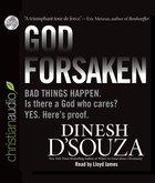 God Forsaken (Uanbridged, 10 Hrs, 8 Cds) CD