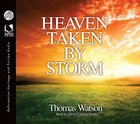 Heaven Taken By Storm (Unabridged 4cds) CD