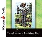 Adventures of Huckleberry Finn (Unabridged, 9 Cds) CD