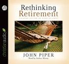 Rethinking Retirement (Unabridged, 1 Hr, 1 Cd) CD