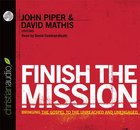 Finish the Mission (Unabridged 5cds) CD