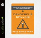 Dangerous Calling (Unabridged 6cds) CD
