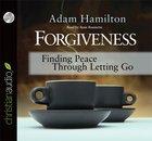 Forgiveness (Unabridged, 3 Cds) CD