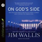 On God's Side (Unabridged, 8 Cds) CD