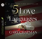 The 5 Love Languages Military Edition: The Secret to Love That Lasts (Unabridged 5 Cds) CD