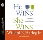 He Wins, She Wins (Unabridged, 4 Cds) CD